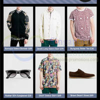 Read more about Topman 15% Off Holiday Treats 17 - 20 Apr 2014