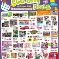 "Read more about Toys ""R"" Us Egg-citing Easter Promo Offers 17 - 21 Apr 2014"
