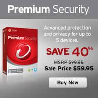 Read more about Trend Micro 40% OFF Titanium Premium Security 19 - 30 Apr 2014