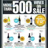 Read more about The Straits Wine Company City Wine Sale @ UE Square 24 Apr - 8 May 2014
