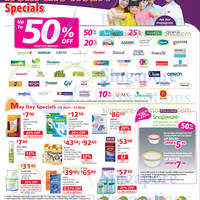Read more about NTUC Unity Health Offers & Promotions 25 Apr - 22 May 2014