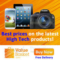ValueBasket $6 to $15 OFF Coupon Codes 2 - 10 Mar 2015