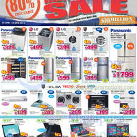 Read more about Audio House Electronics, TV & Appliances Offers @ Bendemeer 12 - 18 Apr 2014
