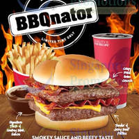 Read more about Wendy's NEW BBQnator Burger 10 Apr 2014