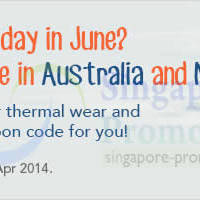 Read more about Zuji FREE Aimer Thermal Wear With Australia Or NZ Booking 11 - 13 Apr 2014