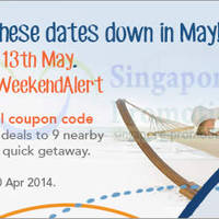 Read more about Zuji Singapore 10% OFF Hotels Coupon Code (NO Min Spend) 3 - 20 Apr 2014