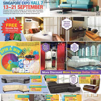 Read more about Modern Home 2014 @ Singapore Expo 13 - 21 Sep 2014