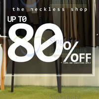 Read more about The Reckless Shop Up To 80% OFF GSS Promo 23 May - 27 Jul 2014