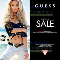 Read more about Guess Semi-Annual SALE From 16 May 2014