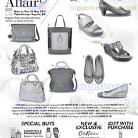 Read more about Takashimaya A Shoes & Bags Affair Promotion 30 Apr - 18 May 2014