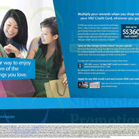 Read more about ANZ Up To $360 Cash Credit Promo 2 May - 30 Jun 2014