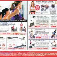 Read more about Aibi Gym Equipment Offers 28 May 2014