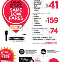 Read more about Air Asia From $41 Promo Air Fares 12 - 18 May 2014