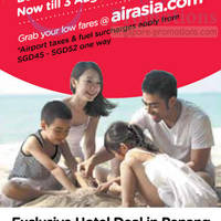 Read more about Air Asia From $5 Air Fares Family Holidays Promo 5 - 11 May 2014