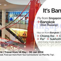 Read more about Air Asia Bangkok From $65 All-In Air Fares Promo 6 - 11 May 2014