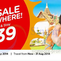 Read more about Air Asia Go 50% Sale Everywhere Promo 12 - 25 May 2014