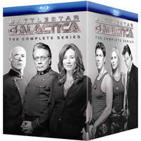 Read more about Battlestar Galactica 71% OFF Complete Series Blu-Ray Collection 24Hr Promo 21 - 22 May 2014