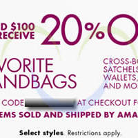 Read more about Amazon.com 20% OFF Handbags Coupon Code 15 - 22 May 2014