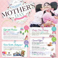 Read more about Anchorpoint Mother's Day Promotion Offers 8 - 18 May 2014