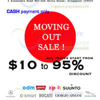 Read more about Aquila Brands Moving Out SALE @ Delta House 21 - 25 May 2014