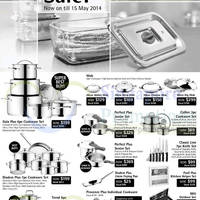Read more about BHG WMF Kitchenware Super Sale 1 - 15 May 2014