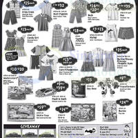 Read more about BHG 20% OFF Babies, Children's & Toys Promo 30 May - 29 Jun 2014