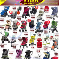 Read more about Baby Hyperstore Mini Baby Fair 9 - 11 May 2014