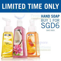 Read more about Bath & Body Works Hand Soap Clearance Sale 5 May 2014