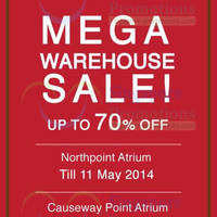 Read more about Black Hammer & Anna Black Warehouse SALE @ 2 Locations 9 - 11 May 2014
