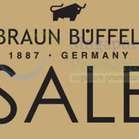 Read more about Braun Buffel SALE @ Centrepoint 11 - 13 May 2014