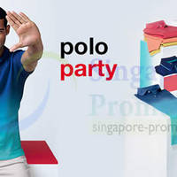 Read more about Celio* 1 For 1 Polo Tees Promo 7 - 27 May 2014