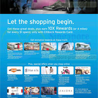 Read more about Citibank Promotions For Rewards Cardmembers 21 May 2014