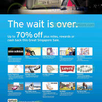 Read more about Citibank Up To 70% OFF Great Singapore SALE Offers 21 May - 31 Jul 2014