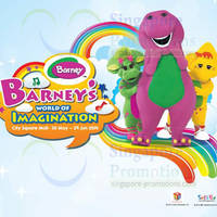 Read more about City Square Mall Barney's World Promotions & Activities 30 May - 29 Jun 2014