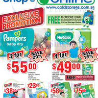 Read more about Cold Storage Baby Online Promotion Offers 29 May - 5 Jun 2014