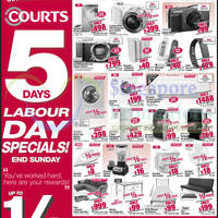 Read more about Courts 5 Days Labour Day Special Sale 1 - 4 May 2014