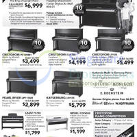 Read more about Cristofori Piano Offers 1 May - 30 Jun 2014