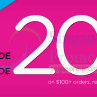 Read more about Crocs 20% OFF Storewide Promo 23 - 25 May 2014
