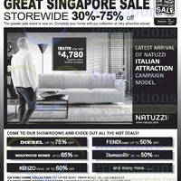 Read more about Da Vinci Up To 75% OFF Great Singapore Sale 17 May 2014