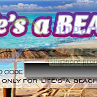Read more about Deal.com.sg 5% OFF Life's A Beach Travel Deals Coupon Code 9 May 2014