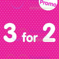 Read more about Early Learning Centre Buy 2 Get 1 FREE Promo 12 May 2014