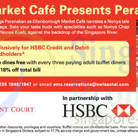 Read more about Ellenborough Market Cafe New Peranakan Pleasures One Dines FREE Promo 13 - 22 Jun 2014