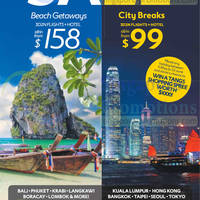 Read more about Expedia From $99 Flights + Hotel Promo Offers 5 - 31 May 2014