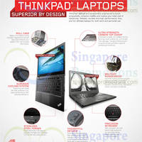 Read more about Lenovo ThinkPad Notebooks Offers 17 Apr - 28 May 2014