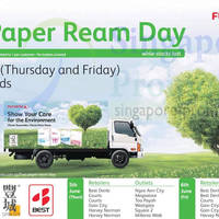 Read more about Fuji Xerox FREE Paper Ream Giveaway 5 - 6 Jun 2014