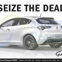 Read more about Alfa Romeo Giulietta Offer 24 May 2014