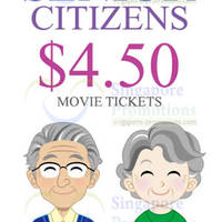 Read more about Golden Village Cinemas $4.50 Weekday Tickets For Senior Citizens 9 May - 31 Dec 2014