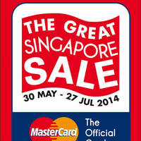 Read more about Great Singapore Sale 2014 Sales, Events, Offers, Happenings, Deals 30 May - 27 Jul 2014