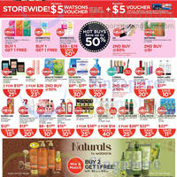 Read more about Watsons Personal Care, Health, Cosmetics & Beauty Offers 8 - 14 May 2014