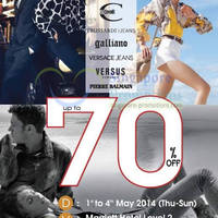 Read more about International Luxury Brand Sale @ Marriott Hotel 1 - 4 May 2014